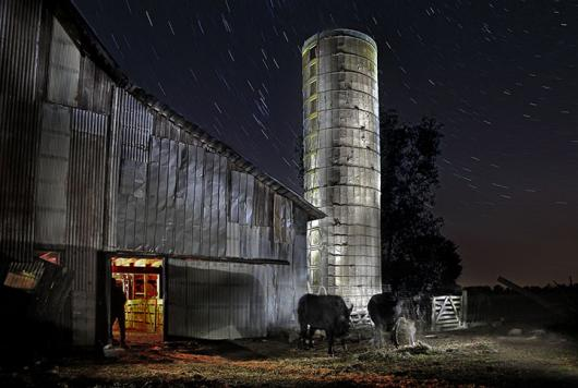 Around The Silo