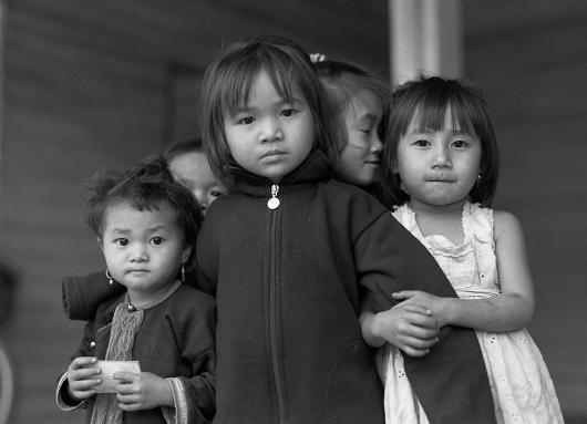 Rudin_Dave_7Children-Lanten-Village-Laos-2006