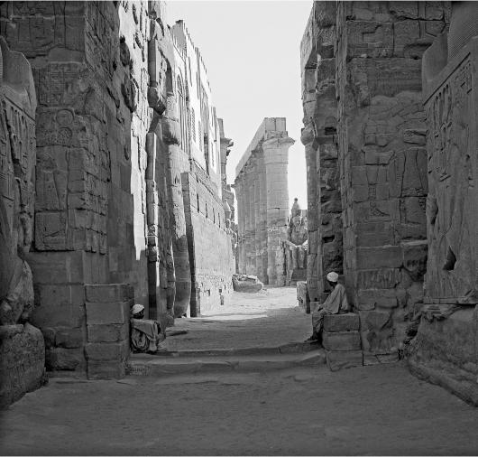 Glasser_Jeffrey_1 Carnac, Egypt