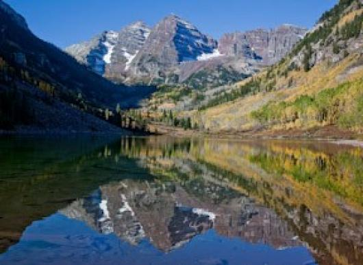 Woods-Dennis-2-Maroon-Bells-Reflection1